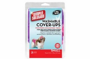 Simple Solution Washable Cover-Ups Small 2pk