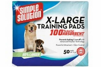 Simple Solution X-Large Training Pads 50ct
