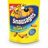 Snausages Snausages in a Blanket, 25-Ounce (Pack of 3)