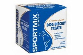 Sportmix Cheese Dog Biscuit Treats 20lb