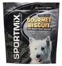 SPORTMiX Gourmet Biscuit with Natural Bone Charcoal Dog Biscuit Treats, 3-Pound Bag