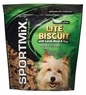 SPORTMiX Lite Biscuit with Lamb Meal and Rice Dog Biscuit Treats, 3-Pound Bag