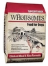 SPORTMiX Wholesome Chicken Meal and Rice Formula Dry Dog Food, 40-Pound Bag