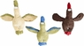 Spot Corduroy Plush Duck Assorted 14in