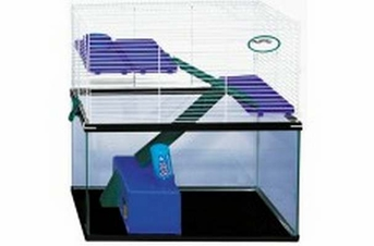 Super Pet My First Home Tank Topper For 10 Gal Aquariums