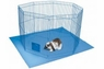 Super Pet Pet-N-Playpen For Rabbits Guinea Pigs or Ferrets