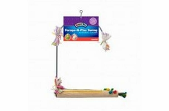 PTS TOY FORAGE N PLAY SWING SM