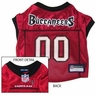 Tampa Bay Buccaneers NFL Dog Jersey - Medium