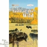 Taste Of The Wild Canine - Dry High Prairie - Venison And Bison, 30 Lb Each