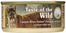 Taste Of The Wild Feline - Can Canyon River Feline - Trout And Smoked Salmon, 24 Pack Of 5.5 Oz Case