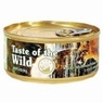 Taste Of The Wild Feline - Can Rocky Mtn Feline - Venison And Smoked Salmon, 24 Pack Of 5.5 Oz Case