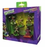 Teenage Mutant Ninja Turtle 5 Pc Mini Resin Ornaments for Aquariums