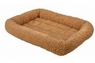 Four Paws K-9 Keeper Sleeper Crate Pad Cocoa 37in x 25in