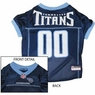 Tennessee Titans NFL Dog Jersey - Extra Small