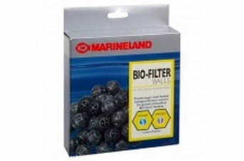 Marineland Bio-Filter Balls C-Series Canister Filters Rite-Size S and T 90pc