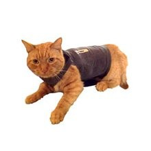 Thundershirt L Heather Grey Thundershirt 40-70 Lbs., Each