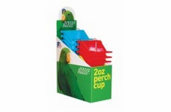 Prevue Pet Products Perch Cup 12pc 2oz