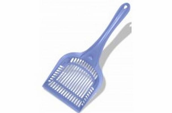 Van Ness Long Handled Litter Scoop Extra-Giant