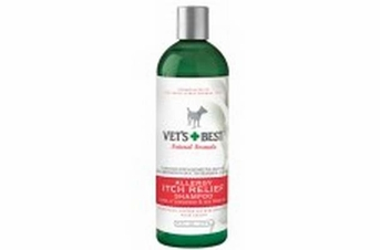 Vet's Best Allergy Itch Relief Shampoo 16oz