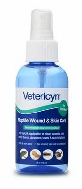 Vetericyn Reptile Wound and Skin Care 4oz