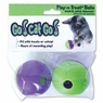 Our Pet Go Cat Go Play N Treat Ball 2pk