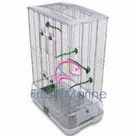 Vision Bird Cage, Medium, Model M02, From Hagen