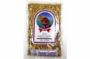 Volkman Small Animal Hamster Gourmet 4lb