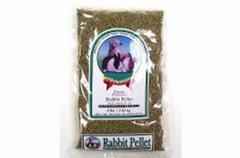 Volkman Small Animal Rabbit Pellets 4lb