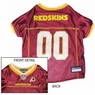 Washington Redskins NFL Dog Jersey - Large