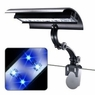Wave Point Micro Sun LED Clamp Light Super Blue and Daylight 3W 6in