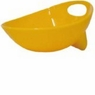 Wetnoz 23559 1-Cup Studio Scoop Dog Dish, Small, Sun