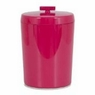 Wetnoz 23574 Tidbits Treat Jar for Pets, Hibiscus