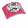Wetnoz 23882 Arc Bowl for Pets, Small, Hibiscus