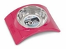 Wetnoz 23888 Arc Bowl for Pets, Medium, Hibiscus