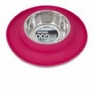 Wetnoz 23906 Flexi Bowl for Pets, 14.5-Ounce, Hibiscus