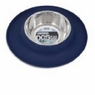 Wetnoz 23907 Flexi Bowl for Pets, 14.5-Ounce, Indigo