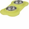 Wetnoz 23914 Flexi Bowl for Pets, Pear