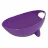 WETNoZ Studio Scoop Dog Dish, Large, Lilac