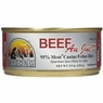 Wysong Canine / Feline - Can Beef All Meat, 24 Pack Of 5.5Oz Case