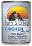 Wysong Canine / Feline - Can Chicken All Meat, 24 Pack Of 5.5Oz Case