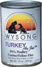 Wysong Canine / Feline - Can Turkey All Meat, 12 Pack Of 14Oz Case