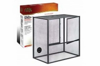 Zilla Fresh Air Screen Habitat 30X18X30