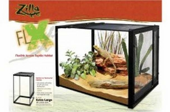 Zilla FLX Critter Cage Extra Large 18x18x25