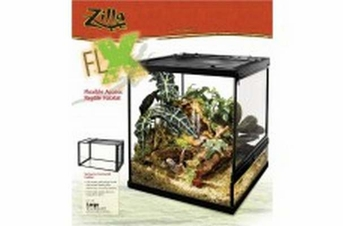 Zilla FLX Critter Cage Large 18x18x20