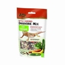 Zilla Food Reptile Munchies Omnivore Mix with Calcium 4oz