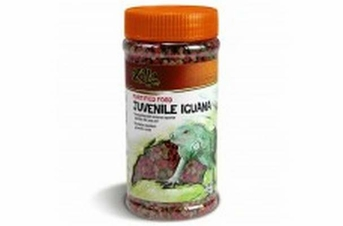 Zilla Fortified Food Juvenile Iguana 6.5oz