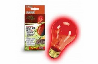 Zilla Incandescent Night Red Heat Bulb 50W