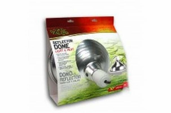 Zilla Reflector Dome Light & Heat 8.5in