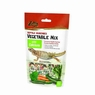Zilla Reptile Munchies for Pets, 4-Ounce, Vegetable Mix with Calcium