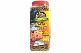 Zoo Med Natural Adult Bearded Dragon Food 20oz